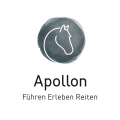 Apollon-Führen-Erleben-Reiten-Logo